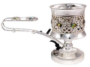 Espand electric burner silver