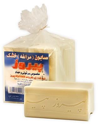 Soap Maragheh white 20 x 200g