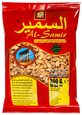 Melon seeds extra salt Samir 300g