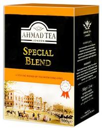 Tea Ahmad Earl Gray special 500g
