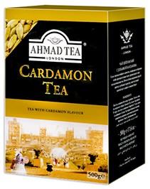 Tea Ahmad cardamom 500g