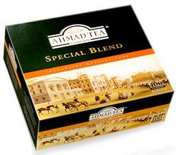 Tea bags Ahmad Earl Gray special 200g
