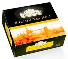 Tea bag Ahmad normal 200g