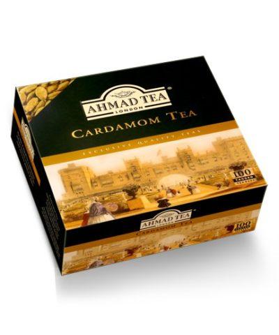 Tea bag Ahmad cardamom 200g