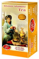 Tea bag Khanum Khanuma 200g