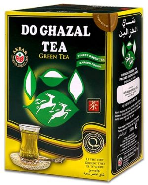 Tea Doghazal green 500g