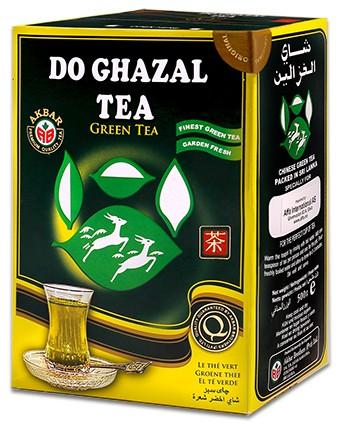 Tea Doghazal green 500g