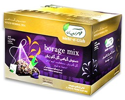Tea bag Mehre Giah borage 25g