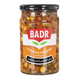 Pickled Badr Spainian 650g