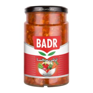 Pickled Badr Salsa 650 g