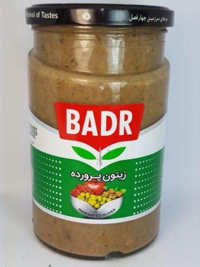Badr Marinated Olives 650g
