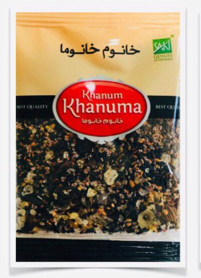 Kruidenzaden Khanum Khanuma 50g