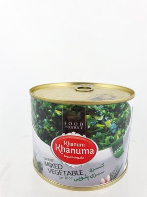 Canned Khanum Khanuma Polo 450g