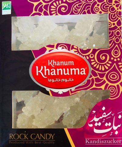 Nabat white Khanum khanuma 350g