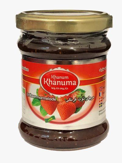 Strawberry jam Khanum Khanuma 300g