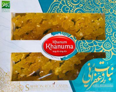 Nabat Saffron Khanum khanuma 700g