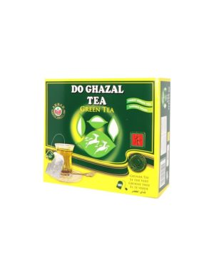 Do Ghazal Green Tea Bags 200g