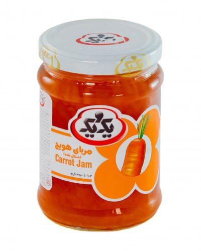 Carrots jam 1 & 1 300g