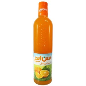 Orange Syrup 600ml