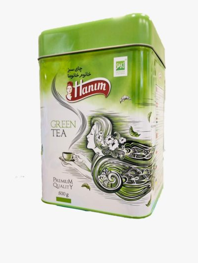 Tea Khanum Khanuma Green 500g