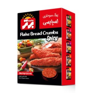 Flake Bread Crumbs Spicy