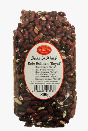 Royal Red Beans 800g