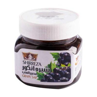 Grape Syrup Shirreza 450g