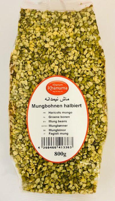 Halved Mung Beans 800 g