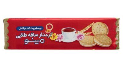 Vanilla Cream Sweet Meat Biscuit Minoo 190 g